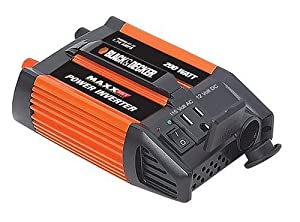 Black & Decker 200-Watt Inverter VEC1045BD (Discontinued by Manufacturer)