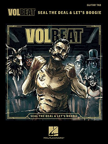 Download Volbeat - Seal The Deal & Let's Boogie: Tab