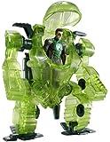 Green Lantern Hal Jordan Figure with Transforming Battle Suit