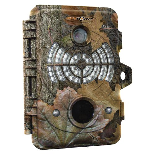 New Spypoint 7MP Infrared Surveillance Camera, Camo