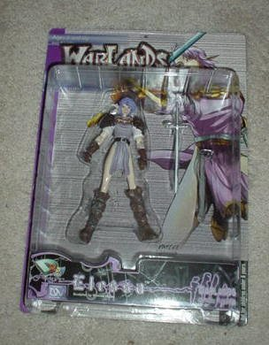 Warlands: Elessa Action Figure