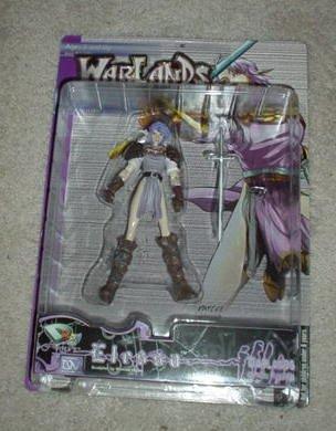 Warlands: Elessa Action Figure