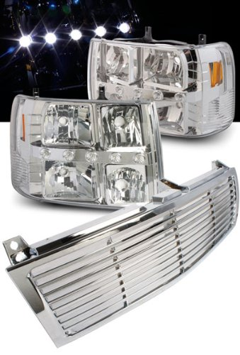 OBS One piece headlights - Chevy and GMC Duramax Diesel Forum