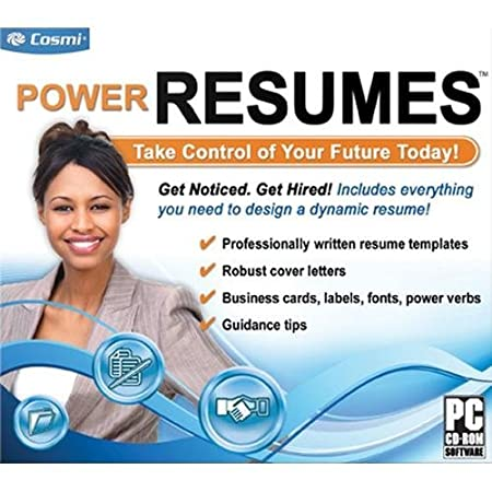 Cosmi Power Resumes - Windows