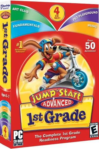 Jumpstart Advanced 1st Grade V2.0