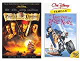 echange, troc Pirates des Caraïbes / Le Fantôme de Barbe Noire - Bipack  2 DVD