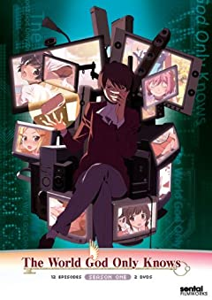 Kami Nomi zo Shiru Sekai The world god only knows Katsuragi Keima