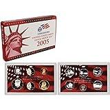 2005 S US Mint Silver Proof Set