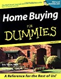 Home Buying For Dummies (For Dummies (Computer/Tech)) (0764553313) by Tyson, Eric
