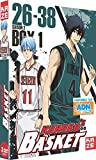 Kuroko's Basket - Saison 2 - Coffret 1/2