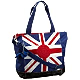 Kipling Shopper Combo SO A4 Shoulder Bag With Removable Strap