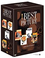Best Picture Oscar Collection - Adventures Ben-hur Around The World In 80 Days One Flew Over The Cuckoos Nest Mutiny On The Bounty Unforgiven from Warner Home Video
