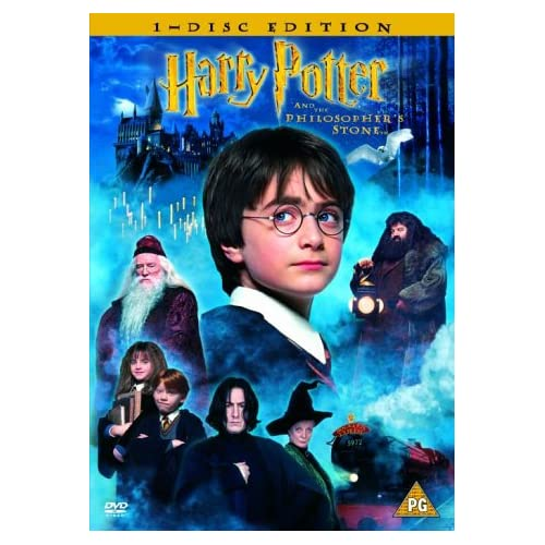 harry potter and the philosopher 39 s stone 2001 dvd. Black Bedroom Furniture Sets. Home Design Ideas