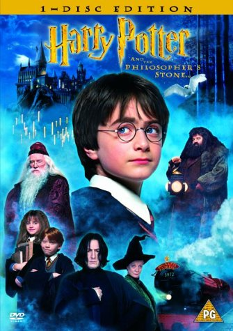 Harry Potter and the Philosopher's Stone [2001] [DVD]