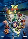 Toy Story 3 Original Movie Poster International Style