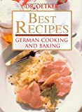 Dr. Oetker Best Recipes German Cooking and Baking
