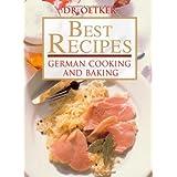 "Best Recipes. German Cooking and Bakingvon ""Dr. Oetker"""
