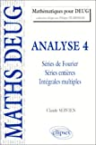 echange, troc Claude Servien - Analyse: Cours et exercices corrigés
