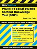 img - for CliffsTestPrep Praxis II: Social Studies Content Knowledge Test (0081) book / textbook / text book