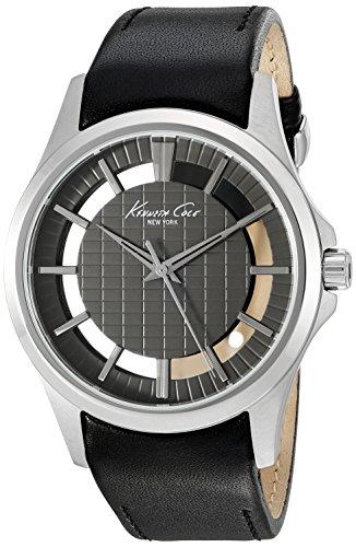 kenneth-cole-new-york-herren-10022286-transparenz-analog-display-japanisches-quartz-black-watch