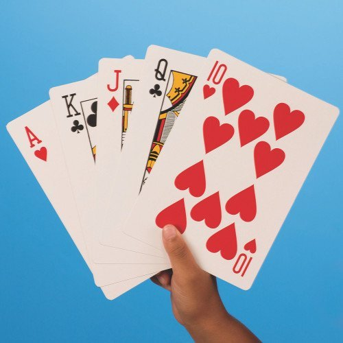 Jumbo Playing Cards - 1