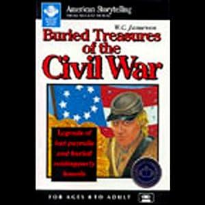 Buried Treasures of the Civil War Audiobook