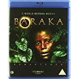 Baraka: Remastered [Blu-ray] [1992]by Ron Fricke