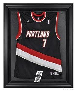 Portland Trail Blazers Jersey Display Case - Mounted Memories Certified - Basketball...