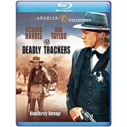 Deadly Trackers, The [Blu-ray]