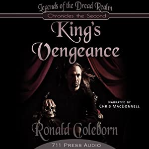 King's Vengeance Audiobook