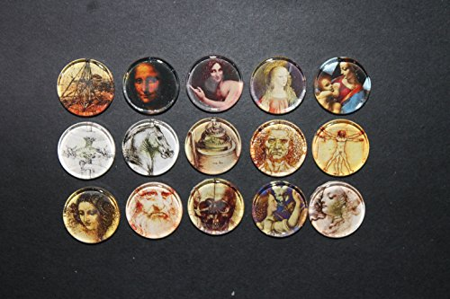 Pictures Of Da Vinci front-1047554