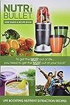 NUTRIBULLET USER GUIDE   RECIPE BOOK  POCKET NUTRITIONIST