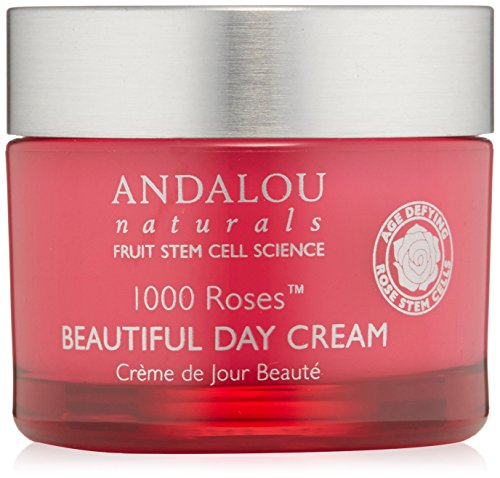 Andalou Naturals 1000 Roses Beautiful Day Cream, 1.7 Ounce (Rose Cream compare prices)