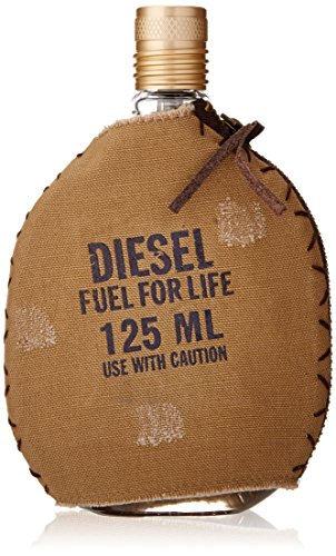 Diesel Fuel for Life Eau de Toilette, Uomo, 125 ml