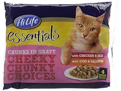 HiLife Essentials Cat Food Meaty Medley_P