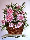 Rose Basket by Joan