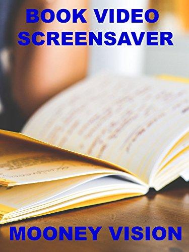 Book Video Screensaver Set To Music