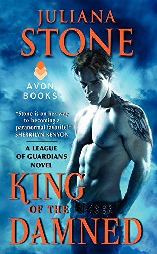 Image of King of the Damned: A League of Guardians Novel
