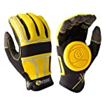 Sector 9 BHNC Slide Glove, Yellow, Large/X-Large