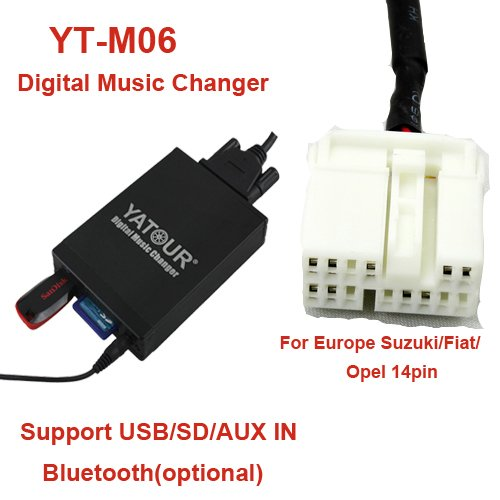 yatour-adaptateur-usb-sd-aux-mp3-pour-suzuki-sx4-swift-grand-vitara-ignis-jimny-liana-wagon-r-et-les
