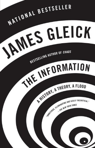 The Information: A History, a Theory, a Flood (Digital Information compare prices)
