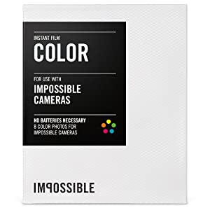 Impossible PRD2789 Color Film for Impossible Cameras (Color)