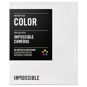 Impossible PFILM731 Pellicule pour Appareil Polaroid