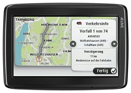 """TomTom Go 825 M Récepteur GPS Europe de l'Ouest 5"""" (12,7 cm) Noir (Import Europe)"""