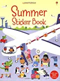 Summer Sticker Book (Usborne Sticker Books) Fiona Watt