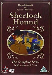 Sherlock Hound [DVD] [1984]
