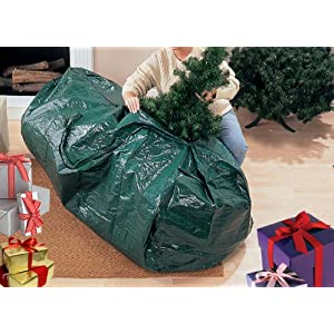 #!Cheap Artificial Christmas Tree Storage Bag - Fits Up To A 9' Tree