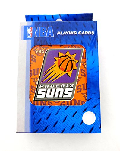 NBA Basketball Phoenix Suns Playing Cards