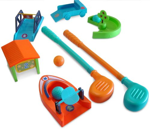 Mookie Crazy Golf Set