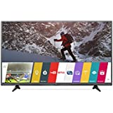 LG Electronics 55UF6800 55-Inch 4K Ultra HD Smart LED TV (2015 Model)